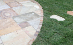 The Curved Patio